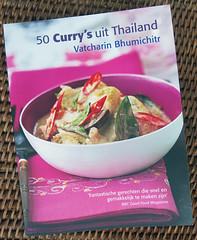 Thais kookboek, 50 Curry's uit Thailand