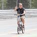 biking round the Asheville Velodrome by Joe in DC