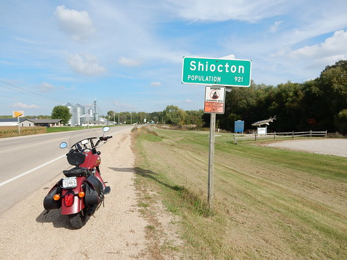 09-25-2015 Ride - Shiocton,WI