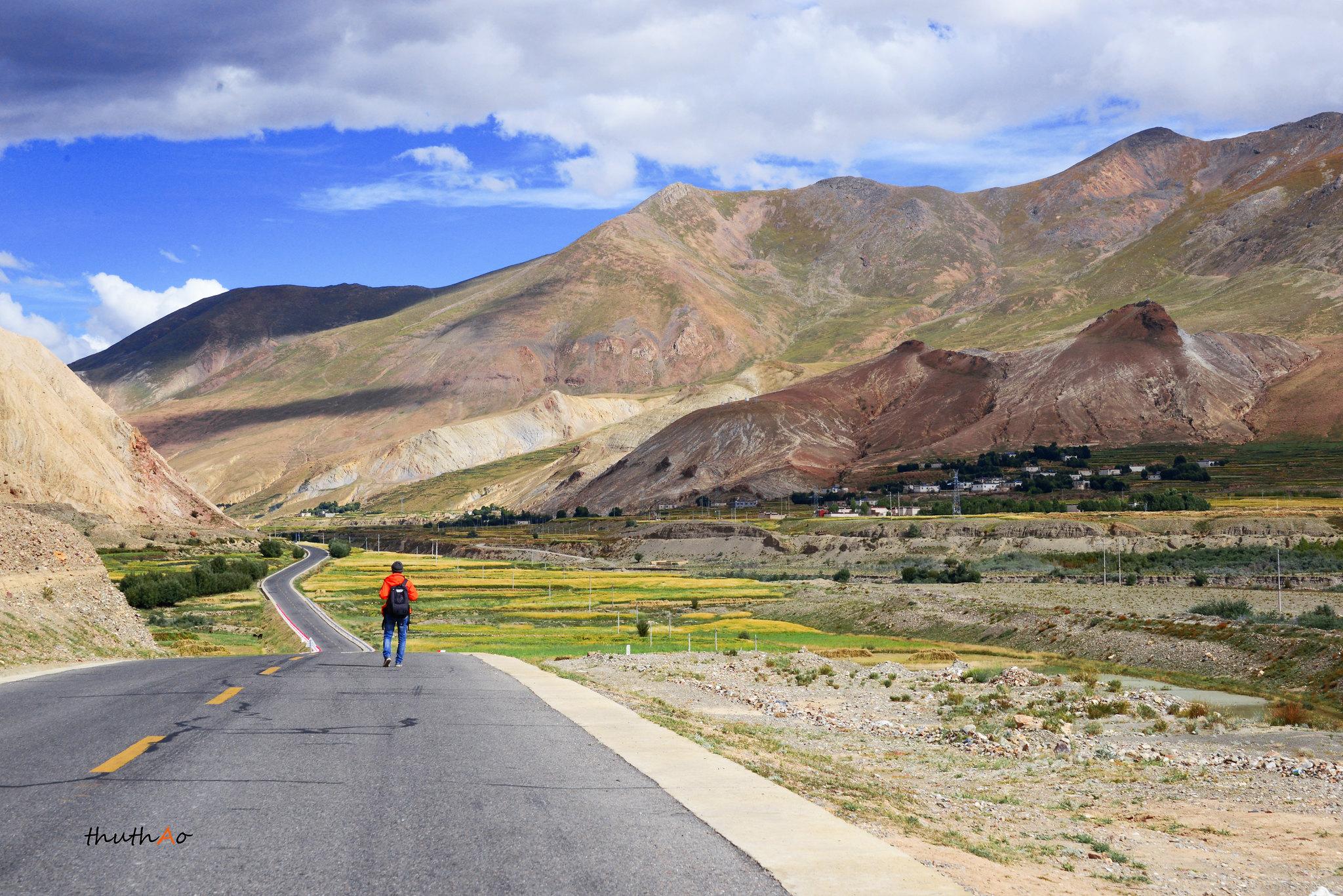 Vẻ đẹp hoang sơ huyền bí của Tây Tạng