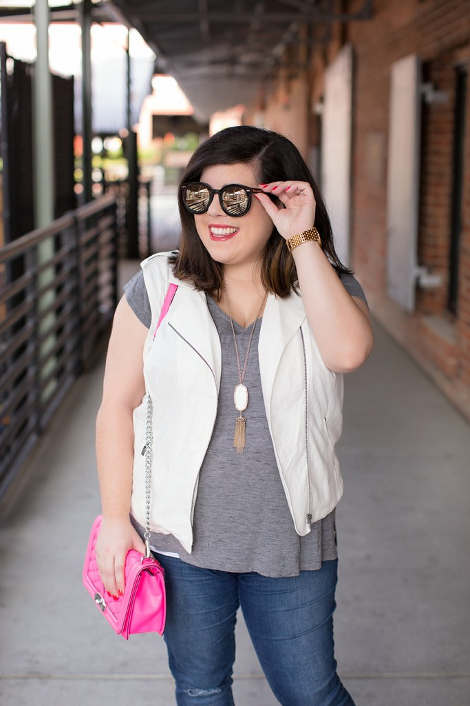 Head to Toe Chic, fall transition outfit idea, shop ditto