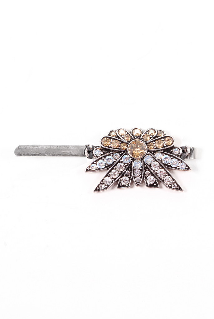 Larkspur Hair Pin