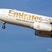 Emirates A330-200 'A6-EKT' LMML