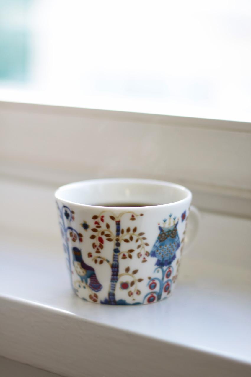 Kahvia-Iittala-Taika