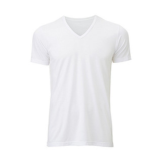UNIQLO - HEATTECH V NECK T-SHIRT (SHORT SLEEVE)