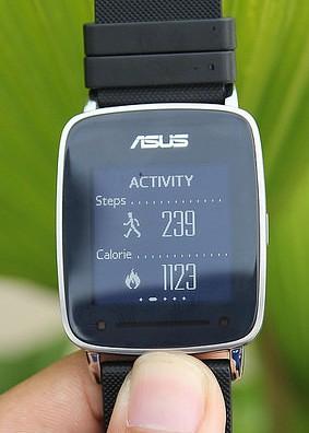 Asus VivoWatch - Sức khỏe trong tầm tay - 92602