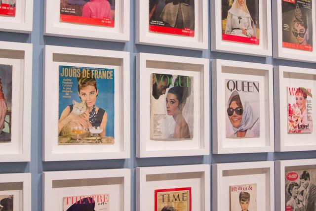 Audrey Hepburn: Portraits of an Icon exhibition London