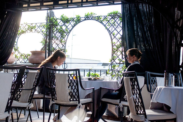 Breakfast at Hotel ISA, Roma