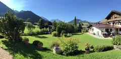 Ferienwohnung Nr. 12 Gatterhof Ausblick