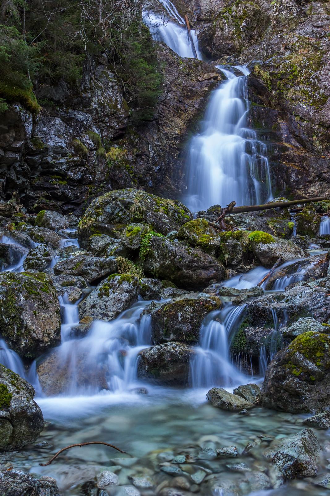 Kmeťov Vodopád / Kmetov Waterfall
