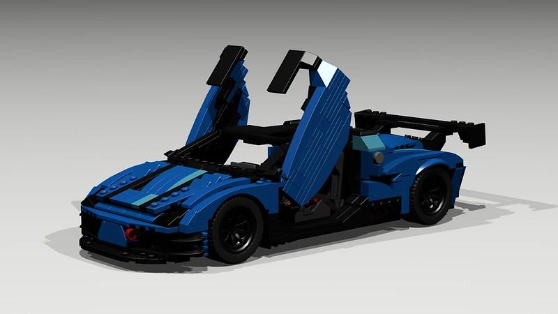 lego MCT R62-RSR