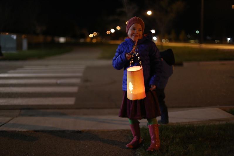c lantern walk