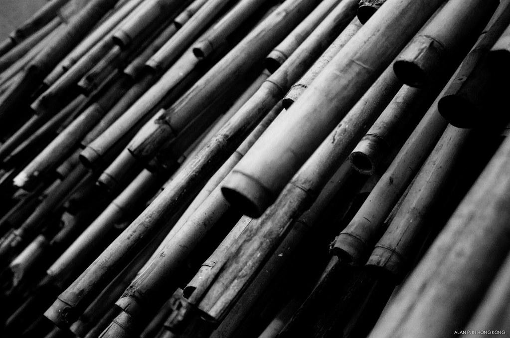 Scaffolding Bamboo
