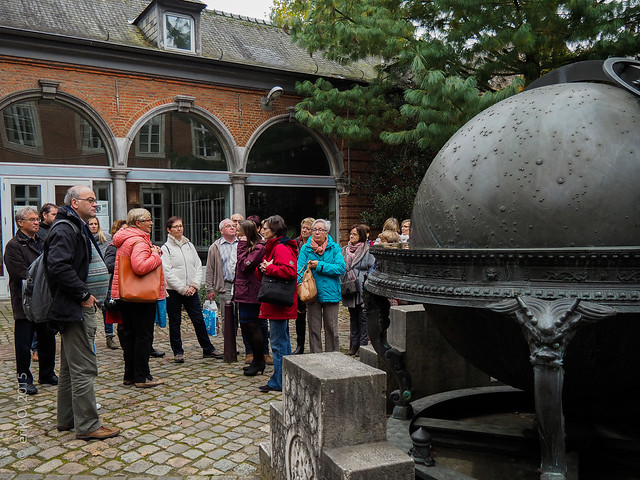 Thomas Berg wandeling Leuven
