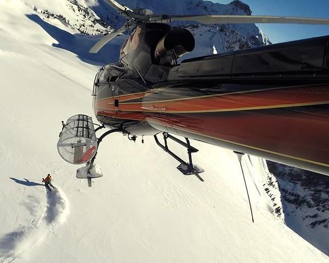 Telluride Heli-Ski