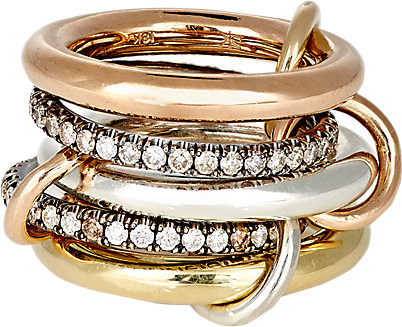 Spinelli Killcolin's Capricorn Ring