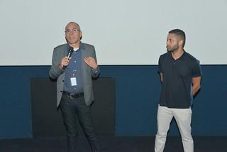 Armando Guareno y James Duarte