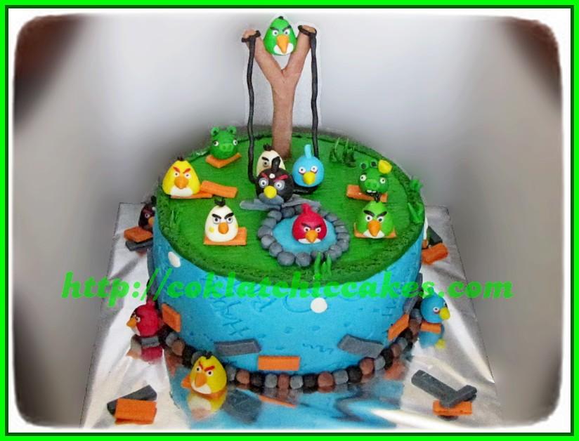 Cake Angry Bird