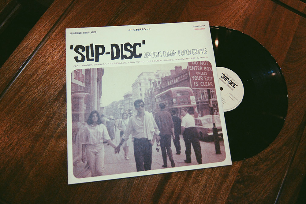 Dishoom: Slip-disc