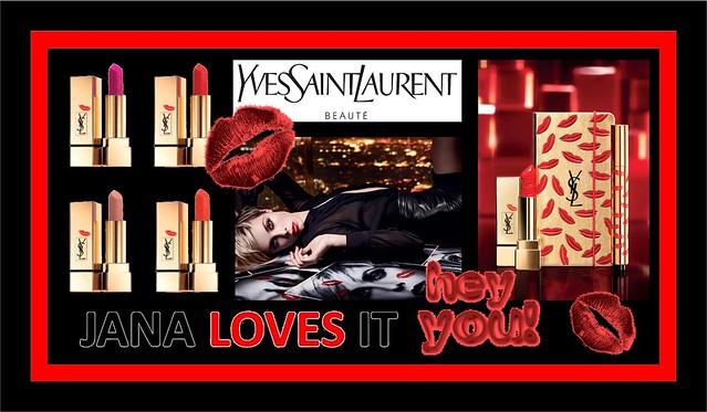 YSL Kiss&Love