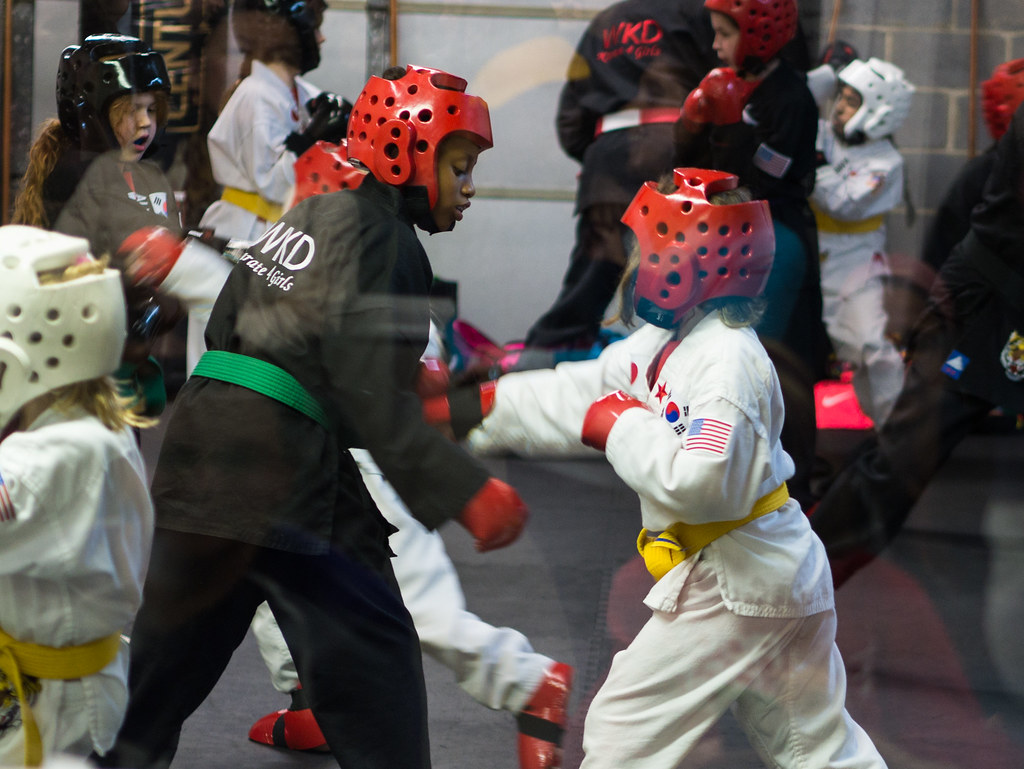 Sparring advanced belts