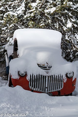 Wintry Truck12