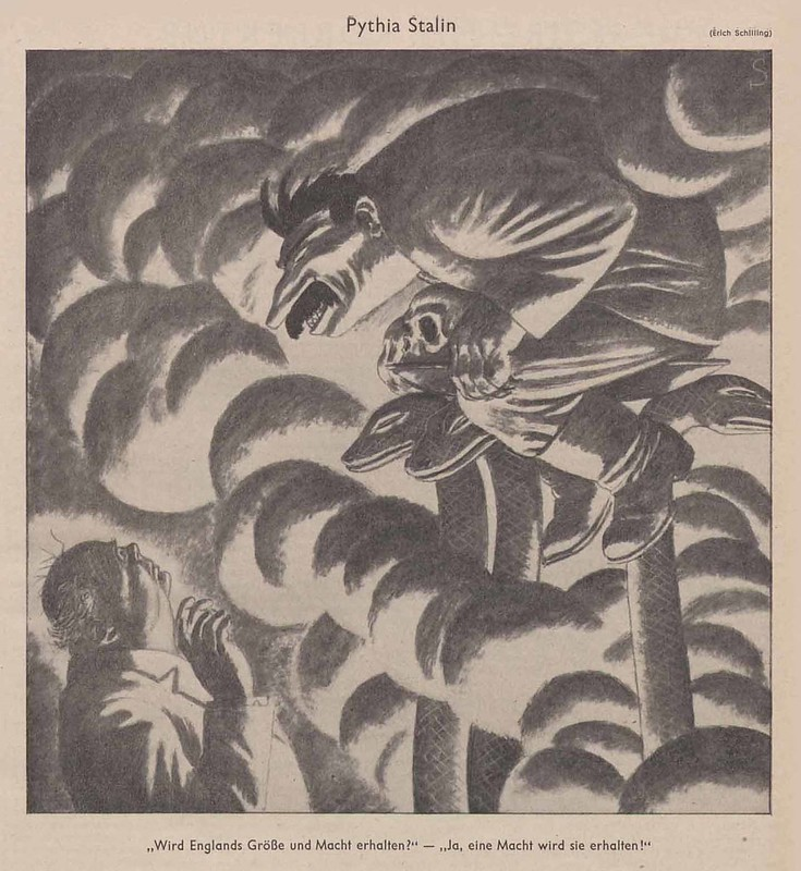 Erich Schilling - Pythia Stalin, 1943