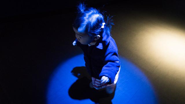 1歳の娘とサンシャイン水族館へ