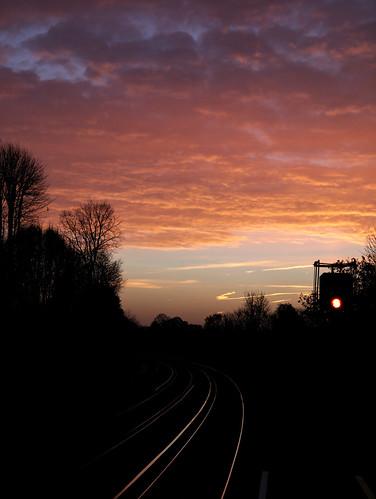 Commuter Sunrise