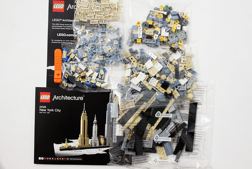 LEGO Architecture New York City (21028)