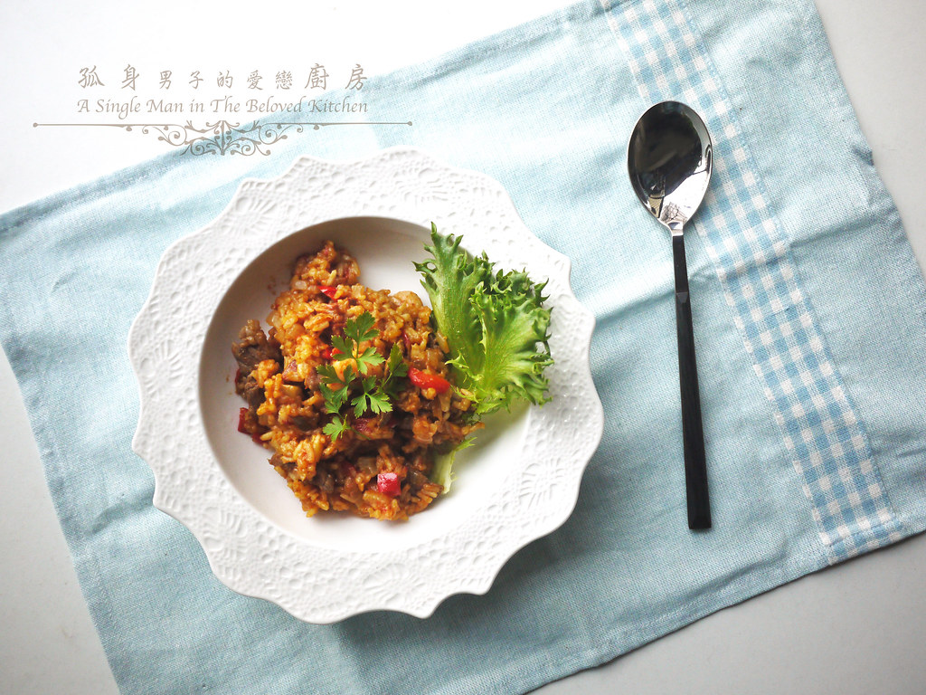 孤身廚房-Jambalaya什錦飯──美國南方多元風情文化融合的經典料理34