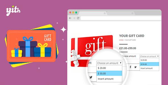 YITH WooCommerce Gift Cards v1.2.4