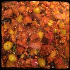 #homemade #caponata #caponatina #CucinaDelloZio
