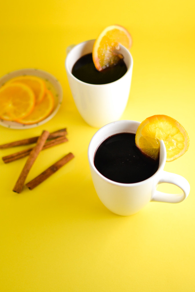 Vin Chaud {French Mulled Wine} | Things I Made Today