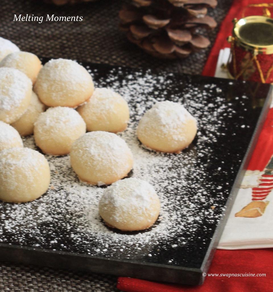 , Melting Moments from Joy of Baking