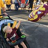This little guy loved his Sparky balloon :grin: #theschultes