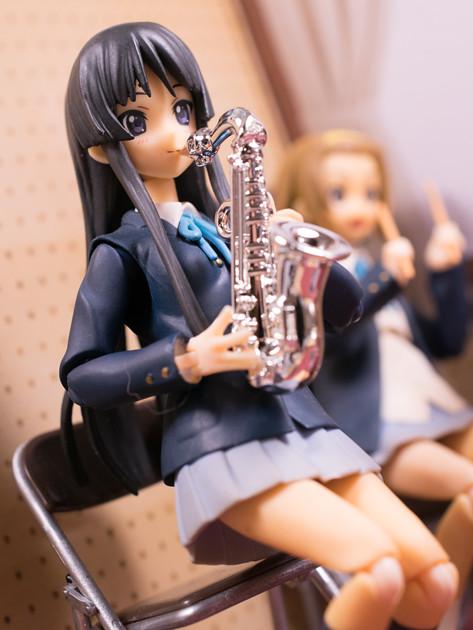 レビュー キラキラ輝く吹奏楽!エポック カプセルトイ「キラメッキ楽器#5」