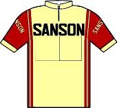 Sanson - Giro d'Italia 1969