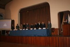 Palestra realizada no dia 31/10 no Auditório da...