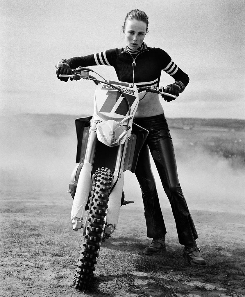 Эди Кэмпбелл — Фотосессия для «Vogue» UK 2016 – 5