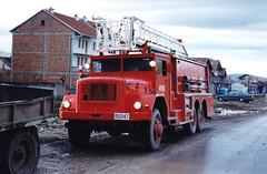 Fire Trucks - Pompiers
