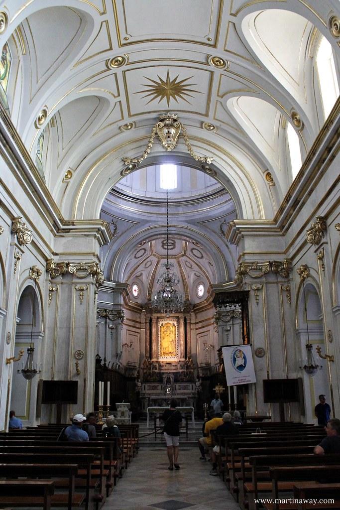 Il Duomo di Positano