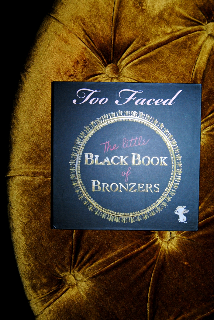 Too Faced The Black Book of Bronzers (3)