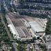 Upminster Train Depot London Transport aerial by John D F