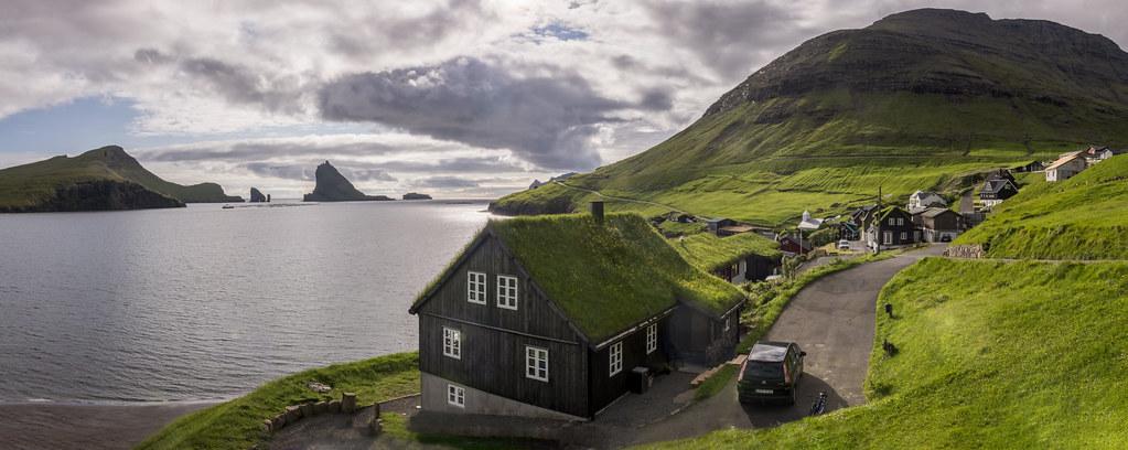 Bøur Panorama (Explored)