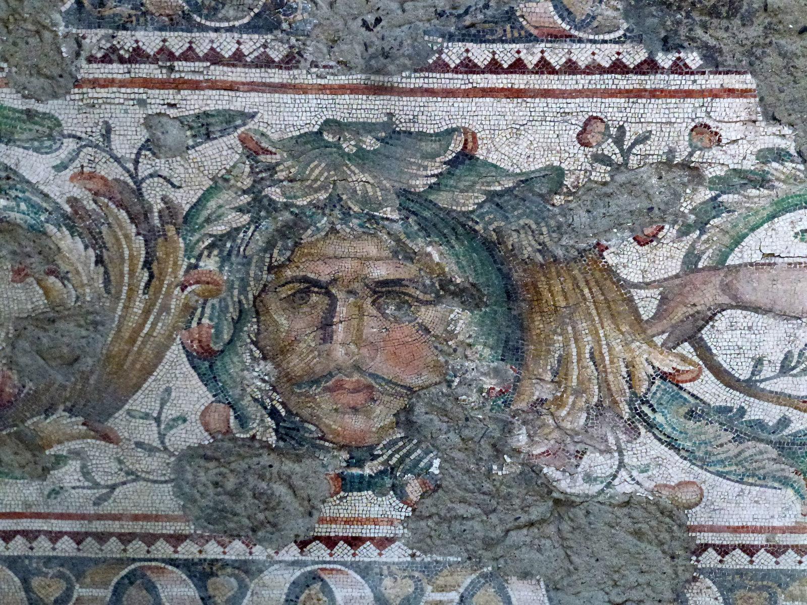 Turquie - jour 24 - Derniers instants à Istanbul - 67 - Musée des mosaïques du Grand Palais de Constantin - Büyük Saray Mozaikleri Müzesi