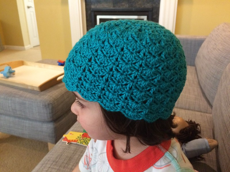 little shells hat