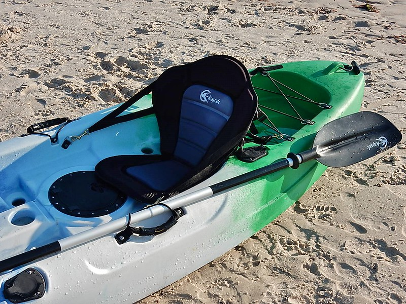 6 Kayak Seats That Will Make Your Back And Booty Say Ahh