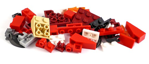 LEGO Creator 31032 Red Creatures 17