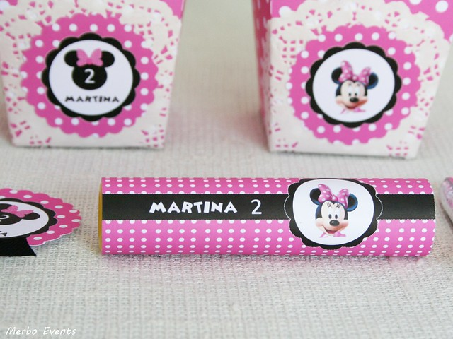 KIT IMPRIMIBLE MINNIE BOUTIQUE